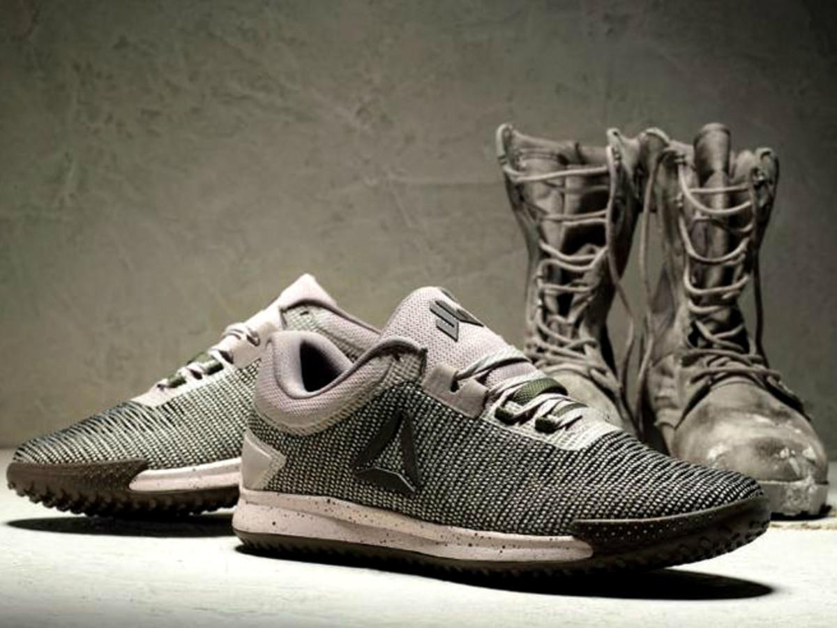 JJ Watt Navy SEAL shoes Valor