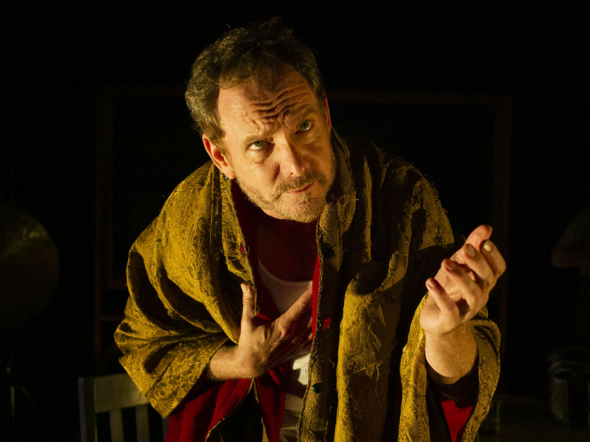 Undermain Theatre presents The Iliad