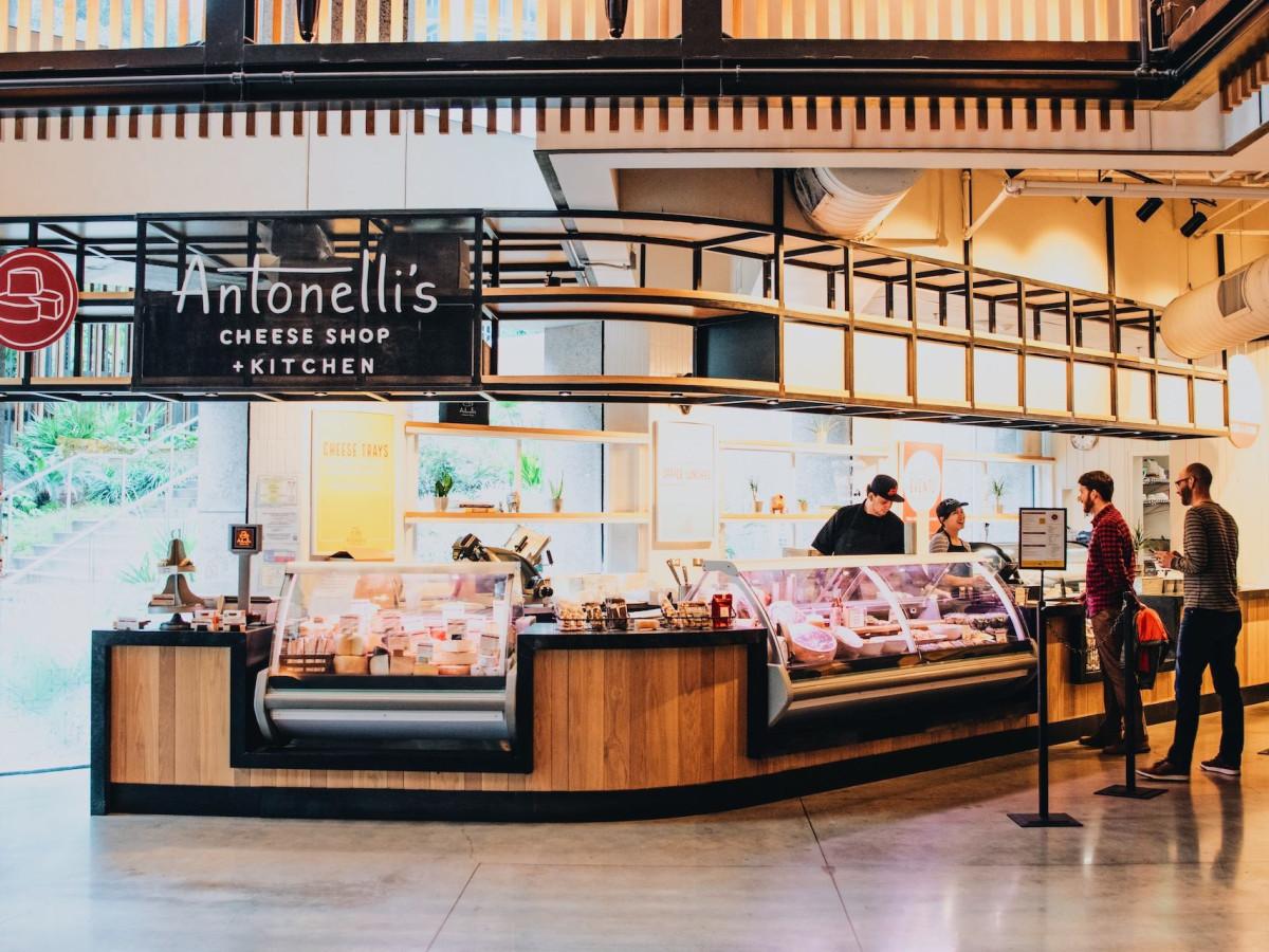 Antonelli's Fareground
