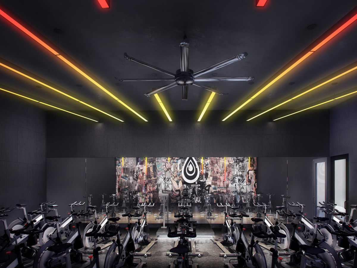 Huge fitness studio from las vegas gets pumped for first dallas gym