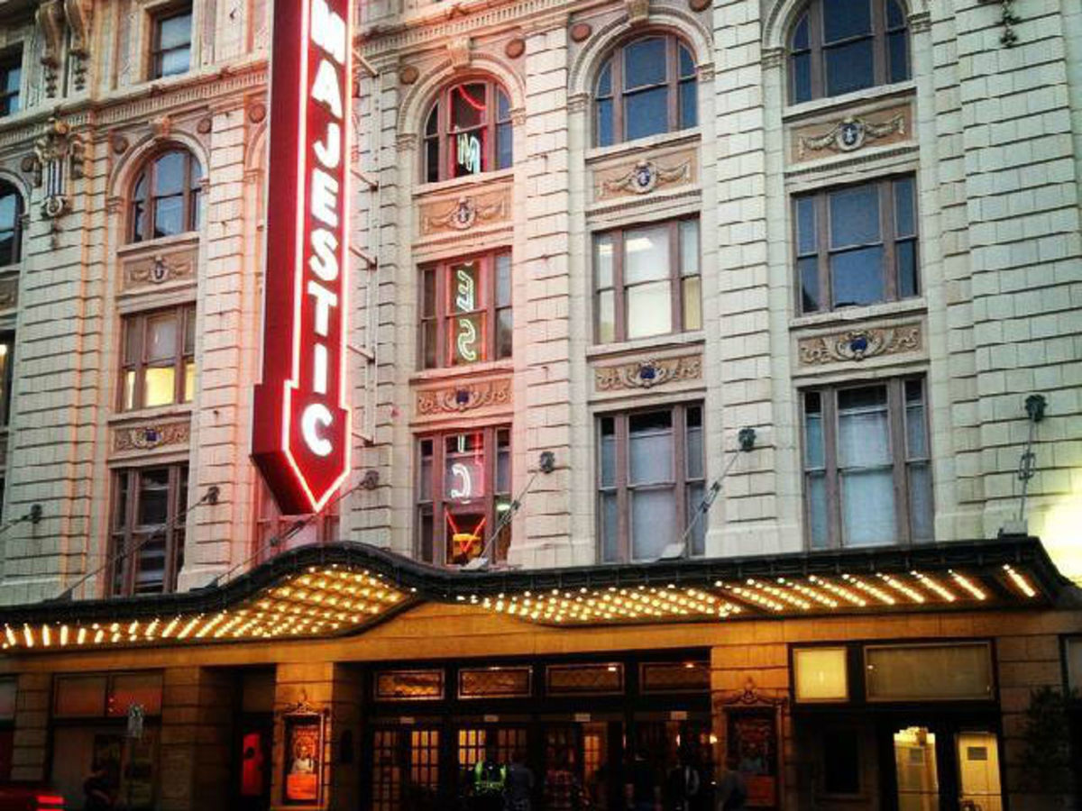 Majestic Theatre in Dallas