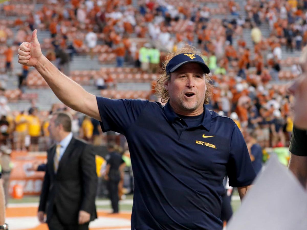 Dana Holgorsen University of Houston UH Cougars head coach