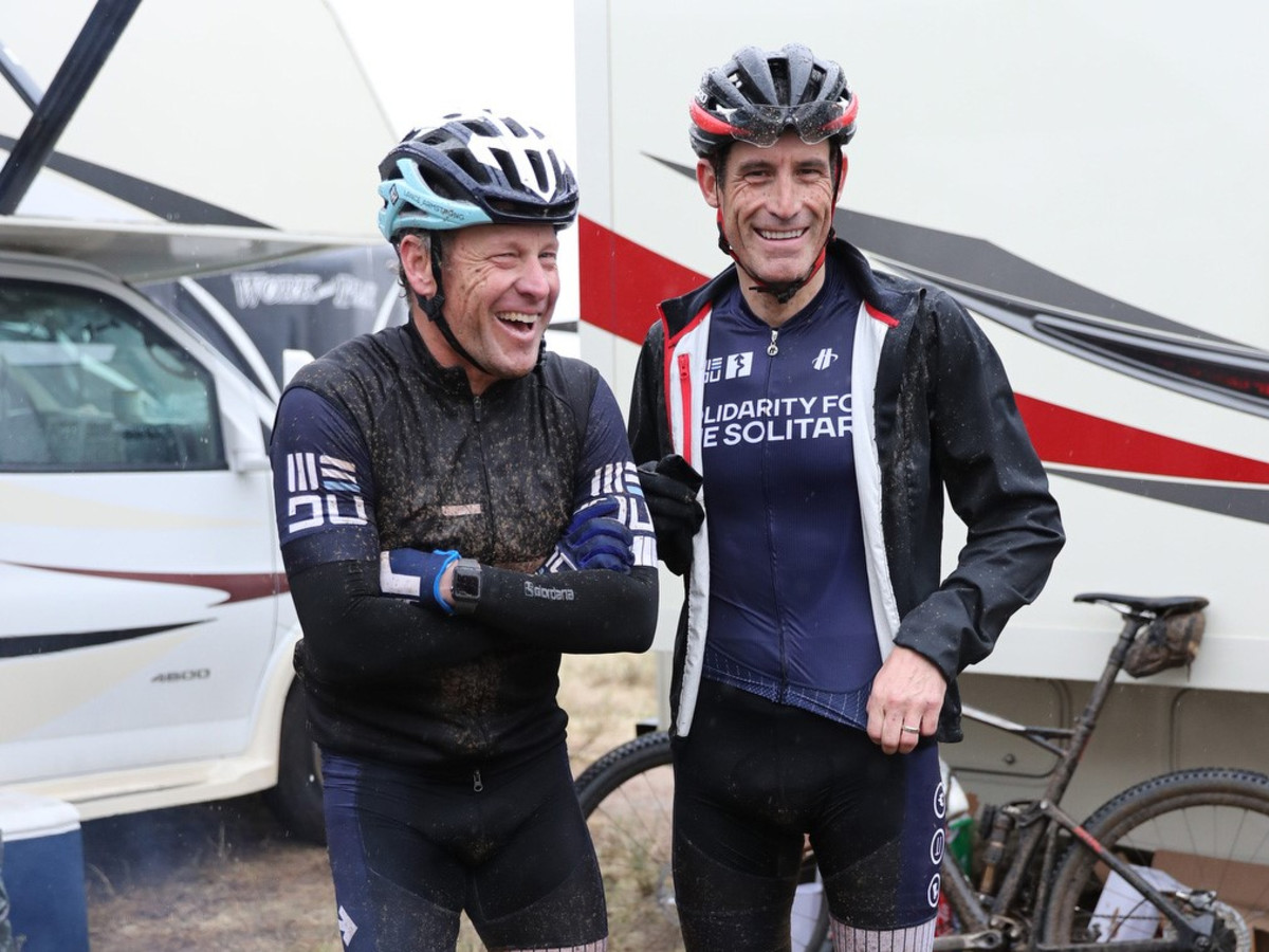 Lance Armstrong, George Hincapie