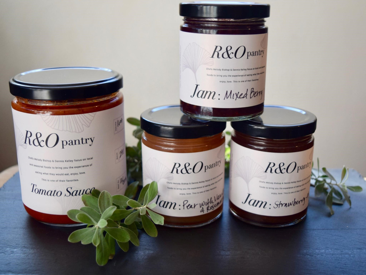 R&O Pantry jams sauces