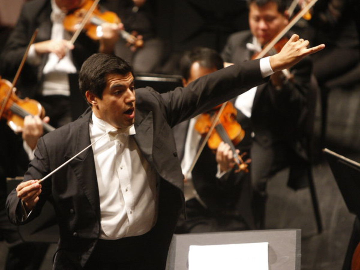 Miguel Harth-Bedoya, Fort Worth Symphony