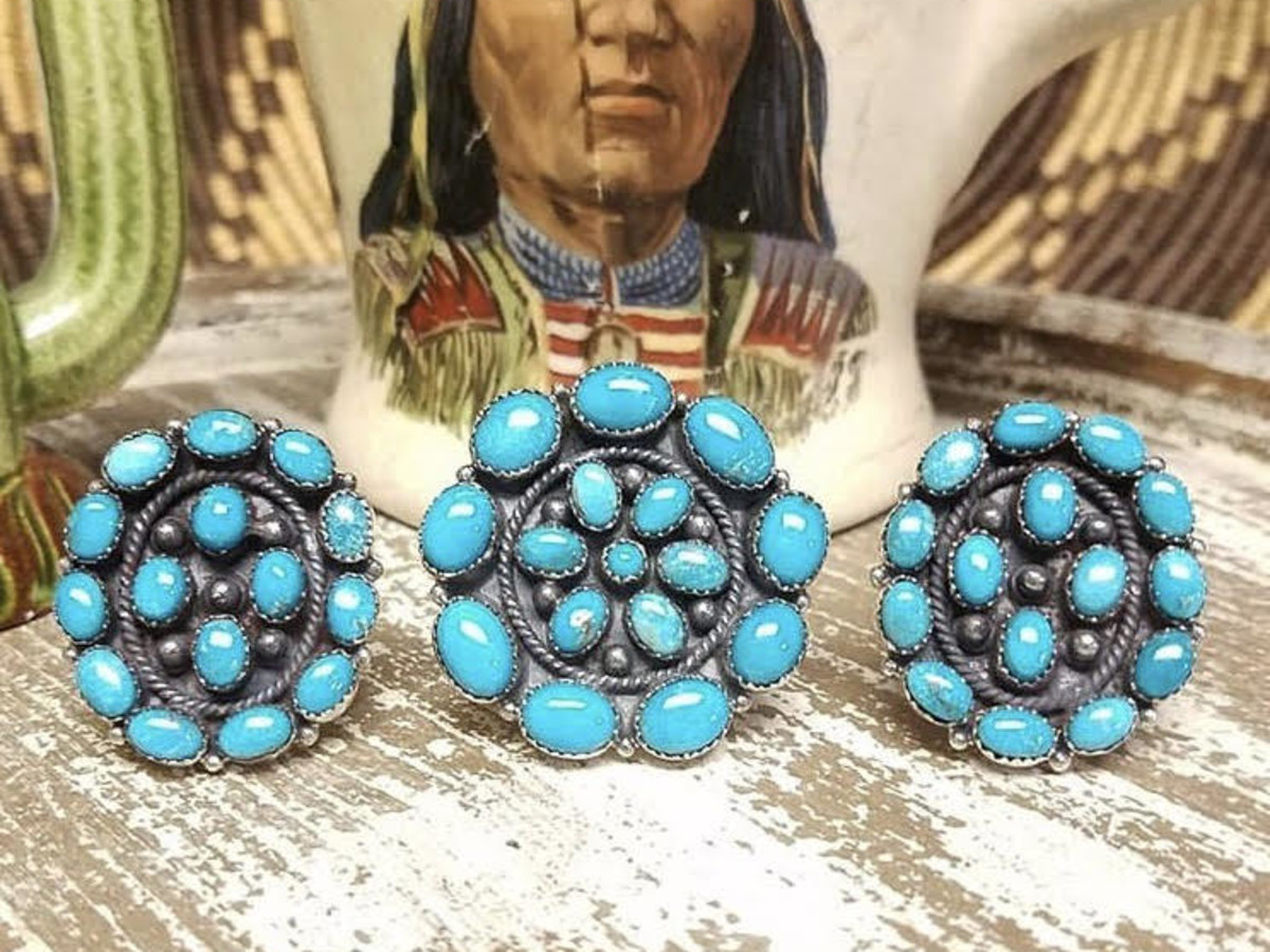 FayeRaven turquoise jewelry