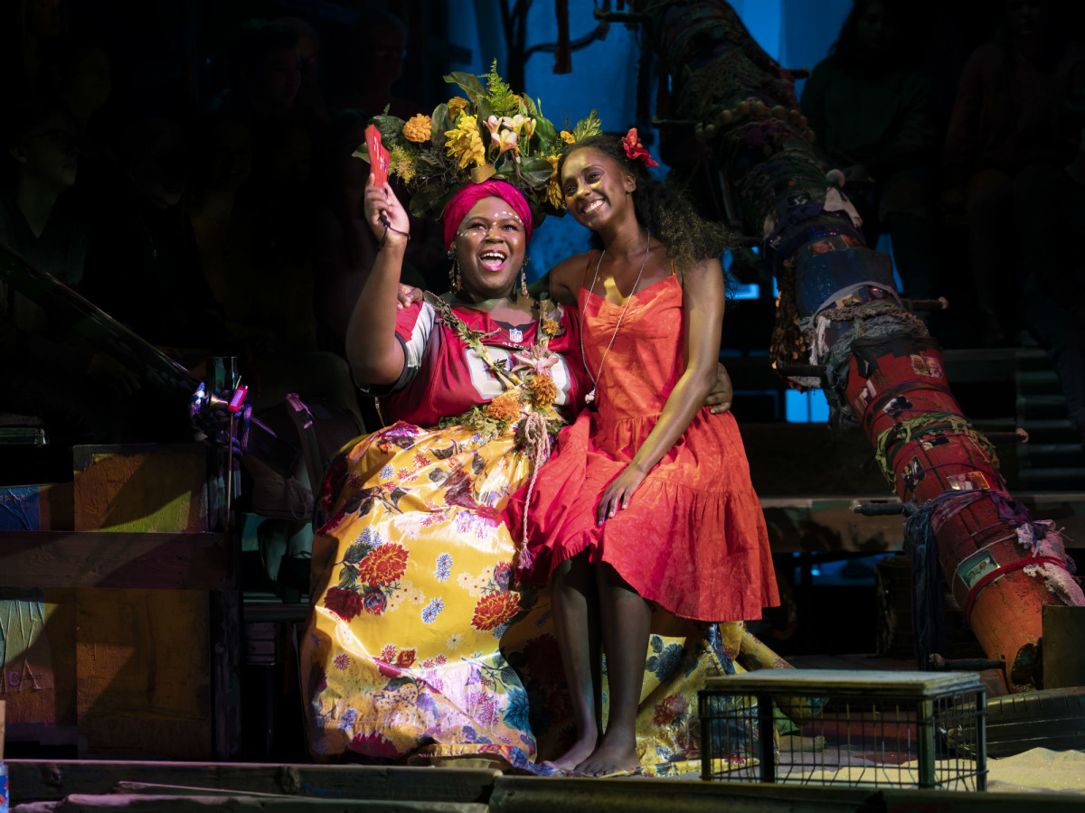 Once On This Island Original Broadway Cast