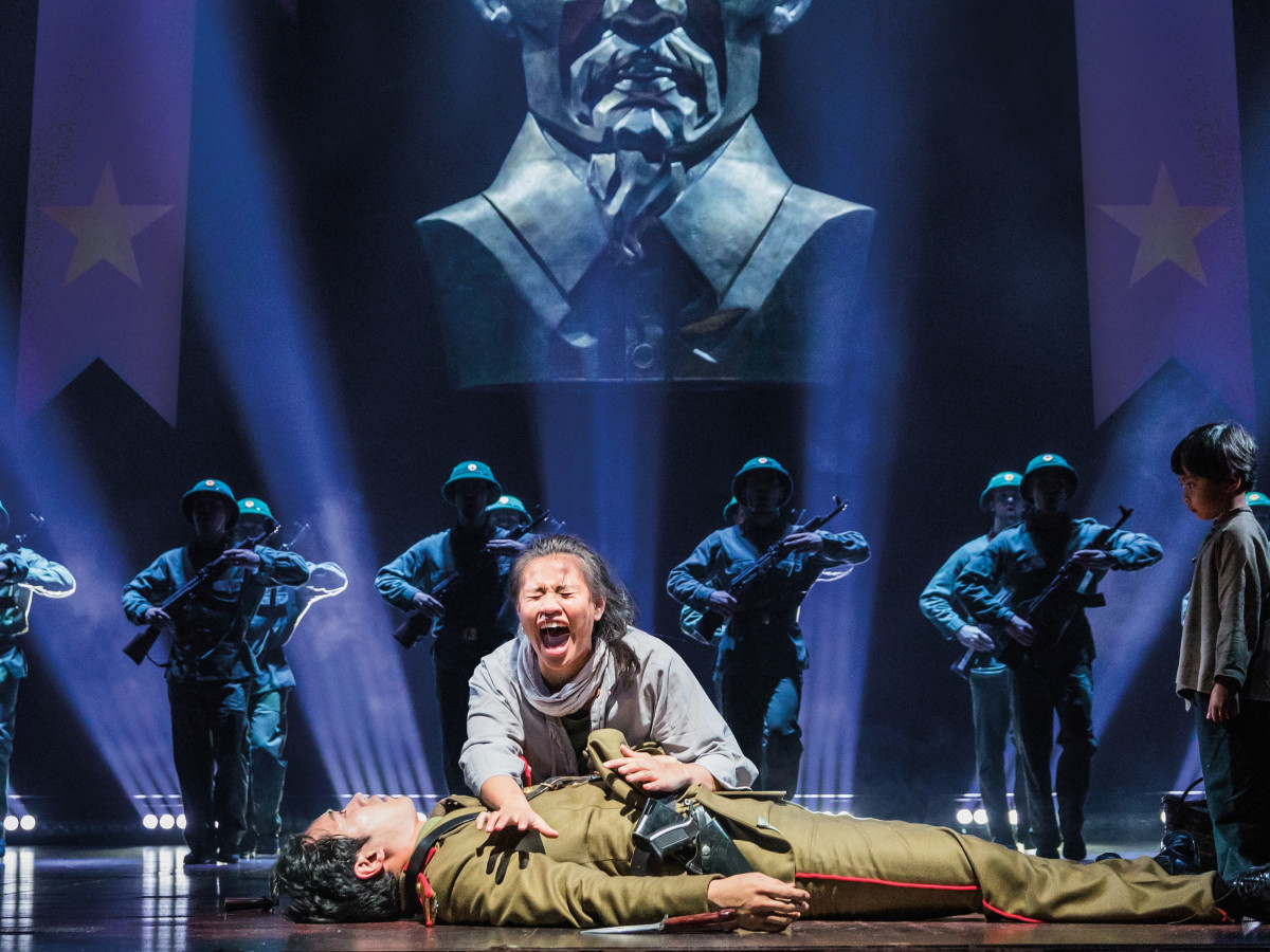 Miss Saigon national tour, Performing Arts Fort Worth