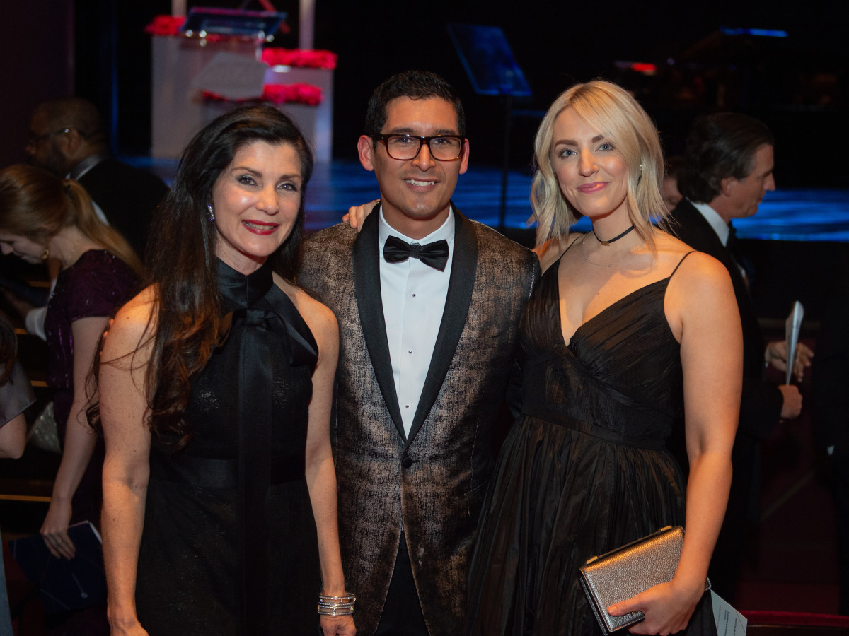 Concert of Arias-Cynthia Petrello, Chris and Abby Venegas