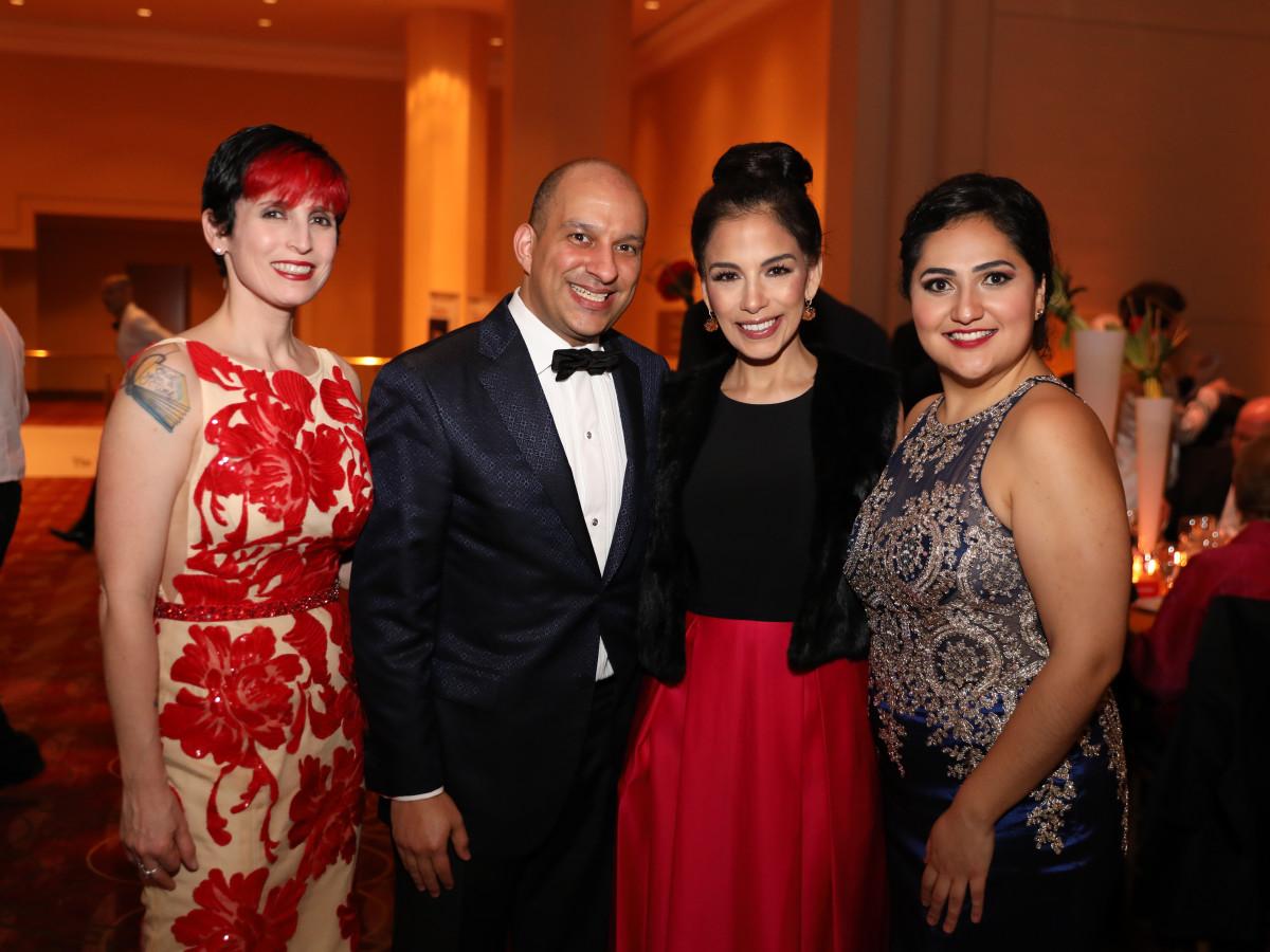 Concert of Arias-Juli Rosenbaum, Beto and Norma Cardenas, Yunuet Laguna