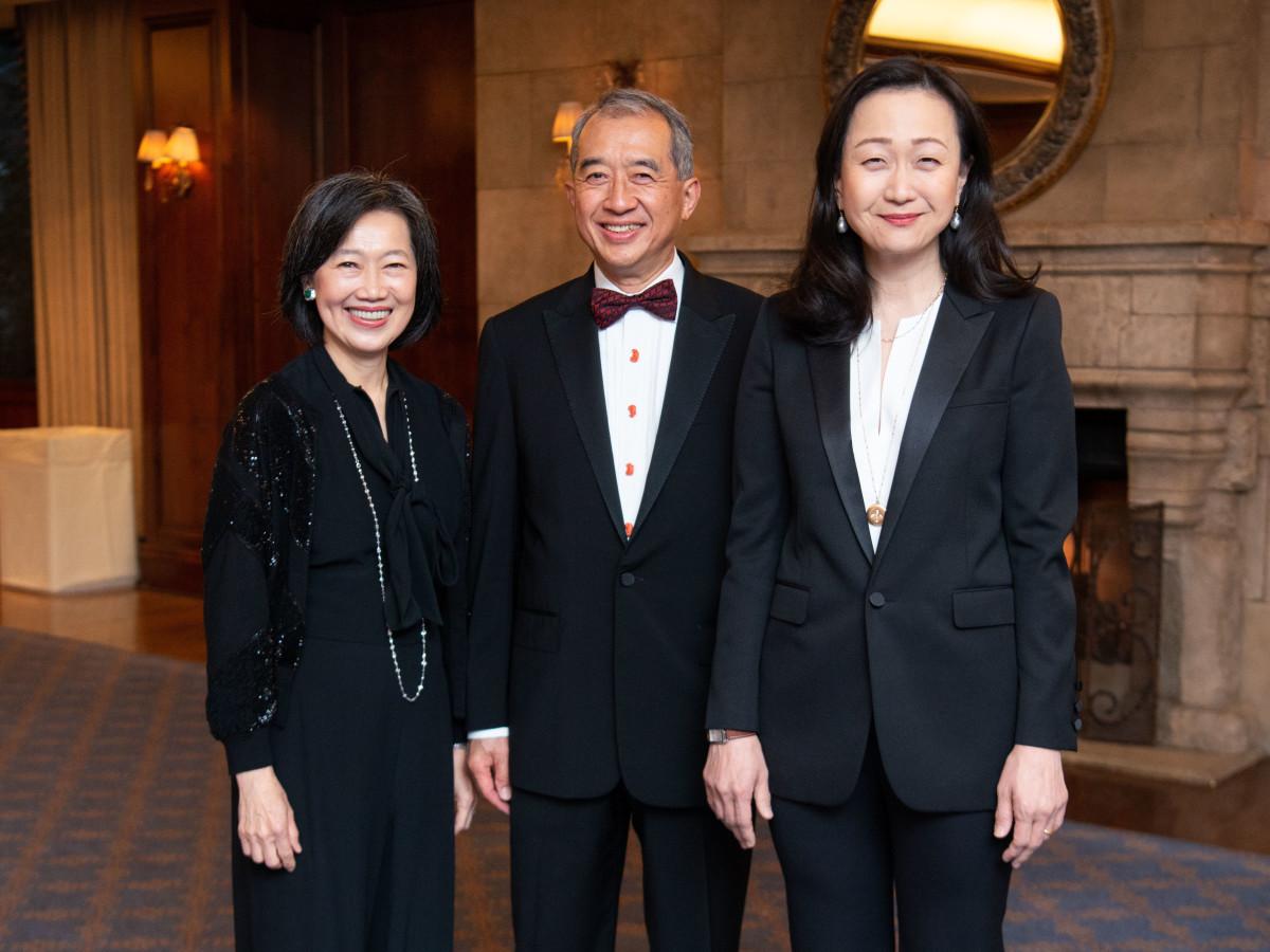 Inprint Poets & Writers Gala 2019:Anne & Albert Chao, Min Jin Lee