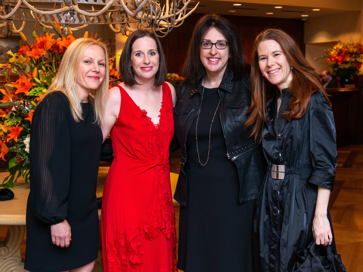 Inprint Poets & Writers Gala 2019: Laura Humble, Bari Fishel, Diane Kraitman, Brooke Feather