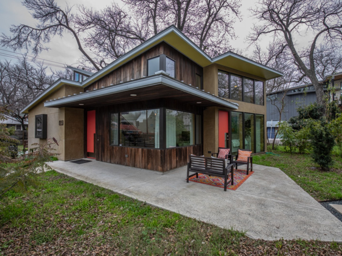 ESS Austin Modern Homes Tour