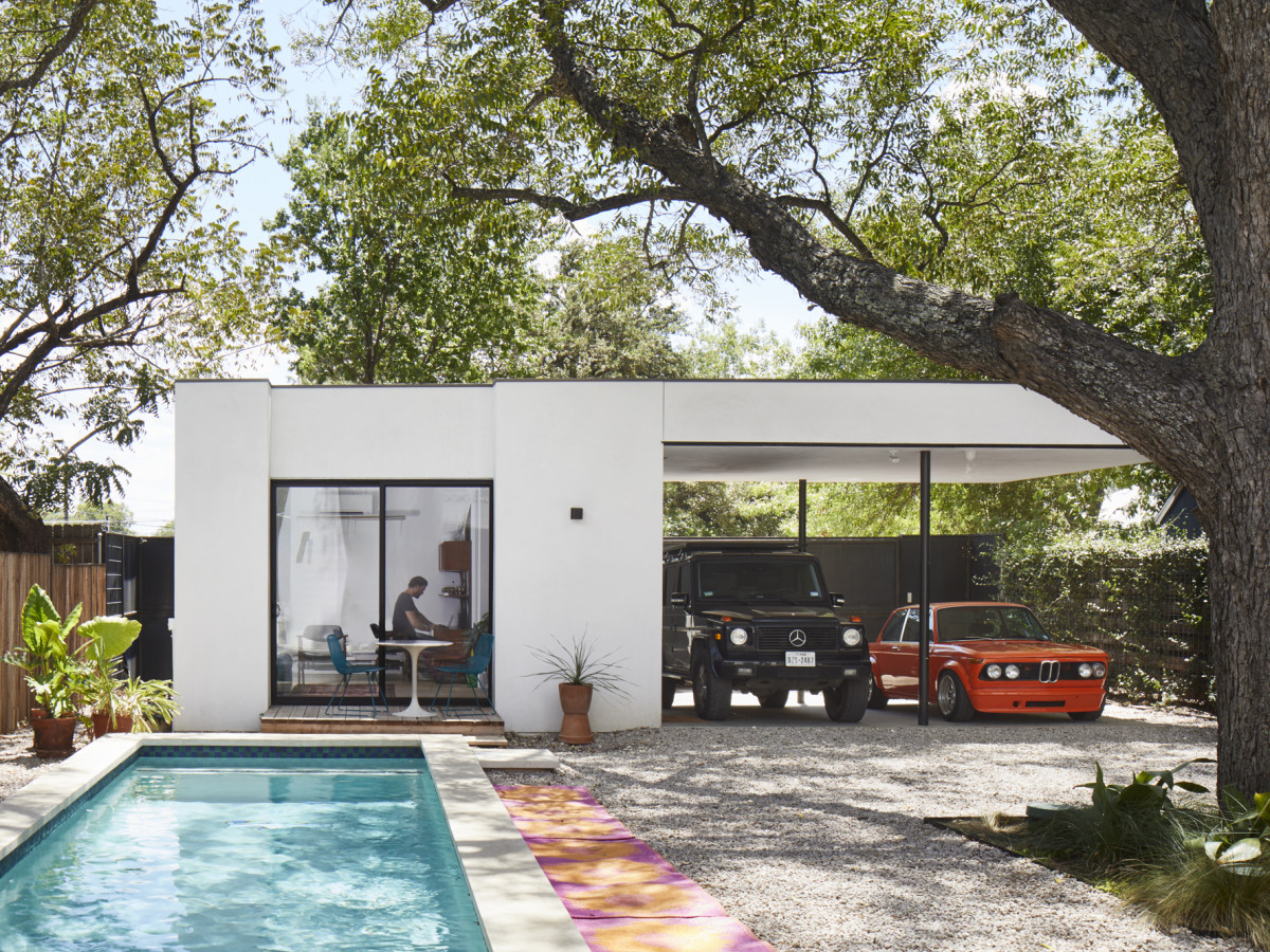 Bercy Chen Austin Modern Homes Tour