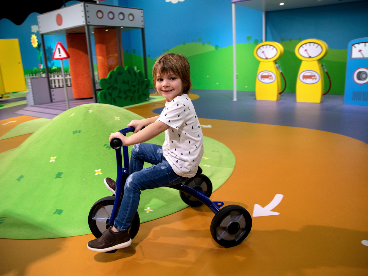 Peppa Pig World of Play Grapevine Mills