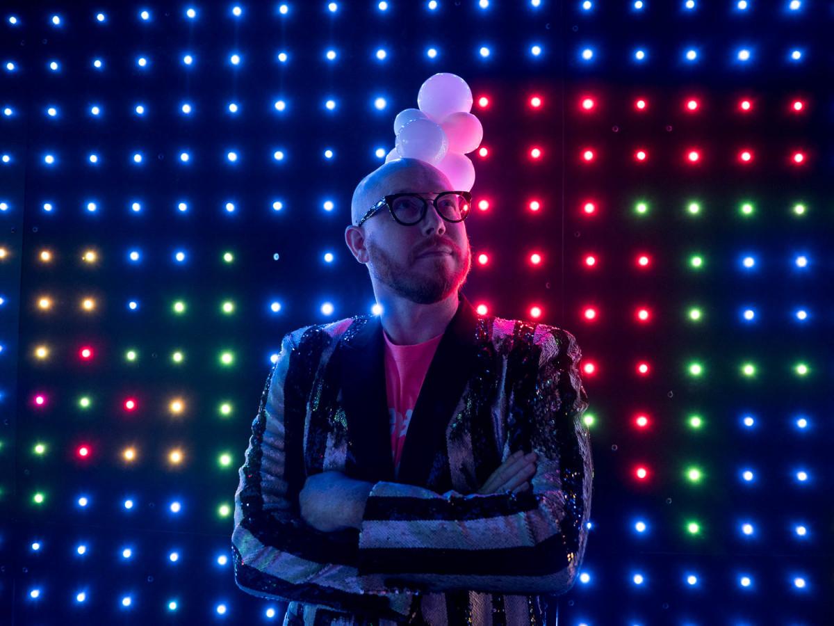 Hopscotch Light and Sound Nate Culpepper