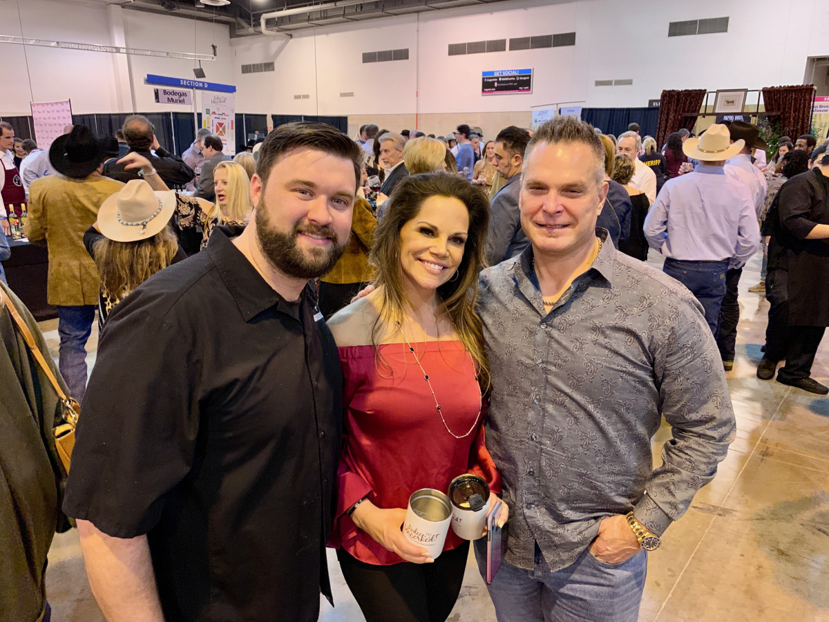 Rodeo Best Bites 2019 Graham Laborde Kelley Louis Ronnie Killen
