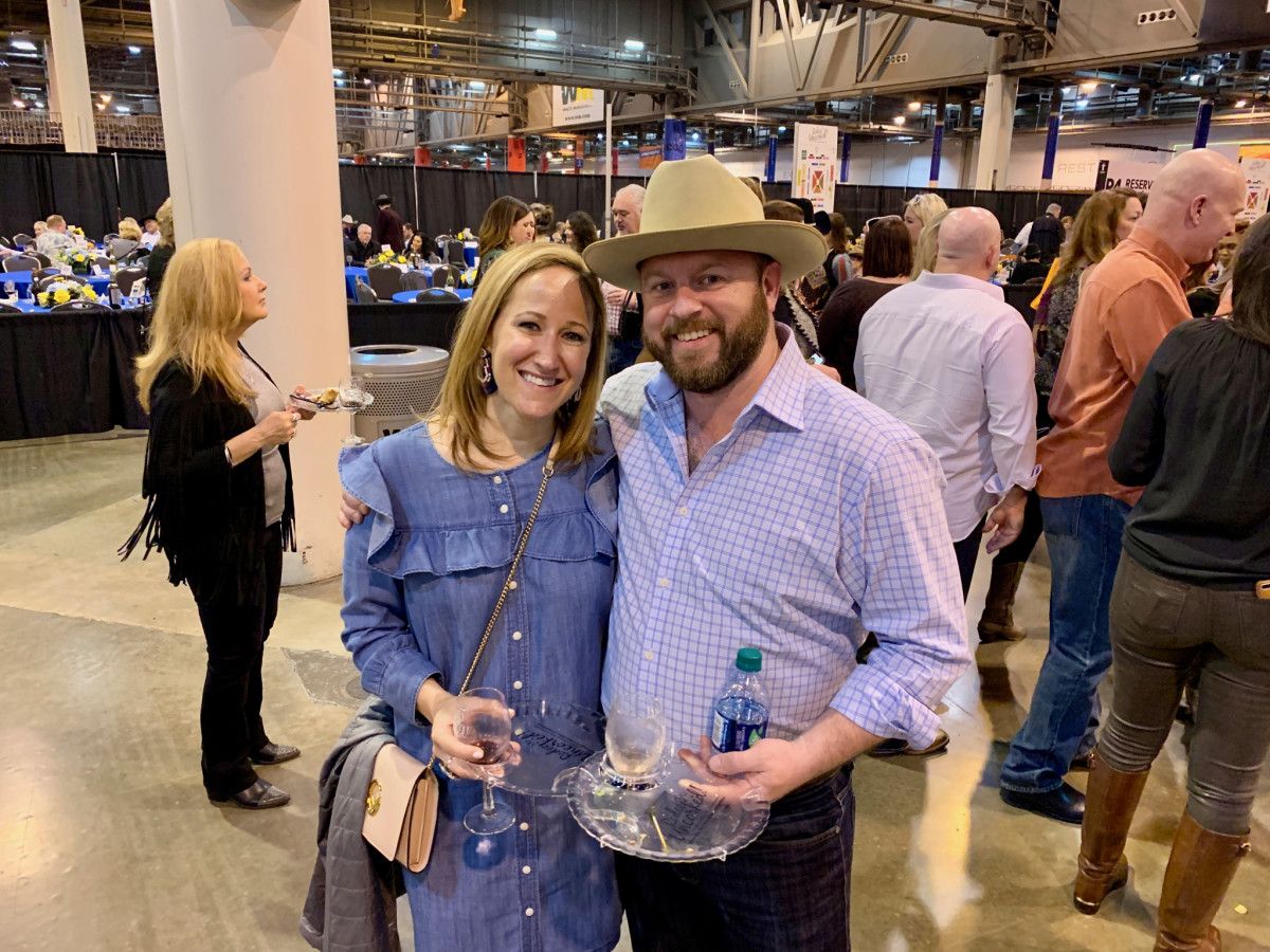 Rodeo Best Bites 2019 Travis Stacey Lenig