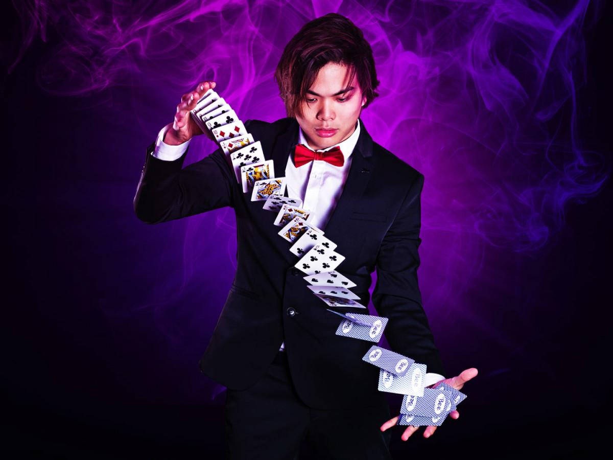 Shin Lim magician