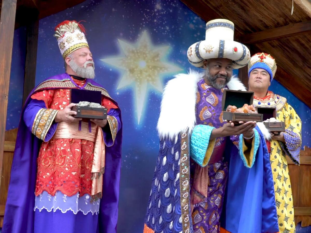 Three Kings Day Celebration