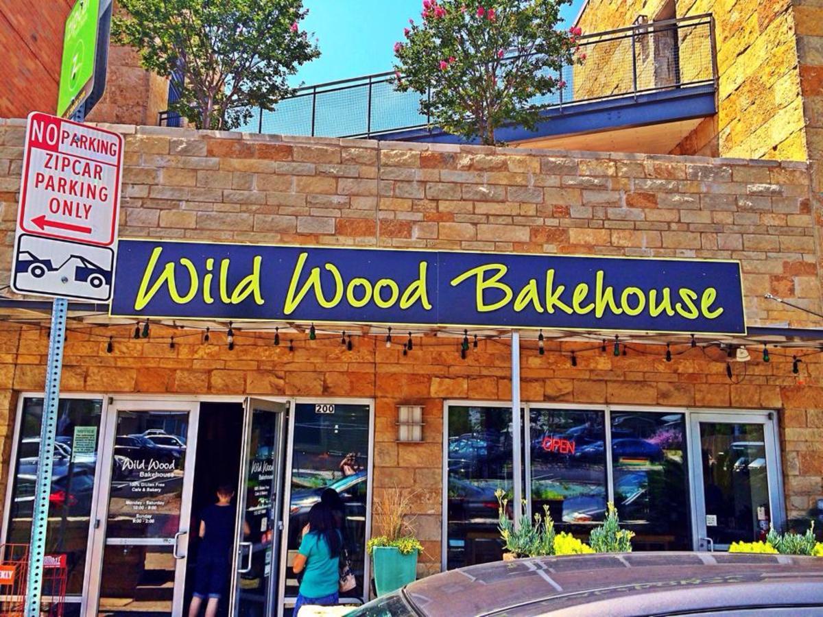 Wild Wood Bakehouse Austin