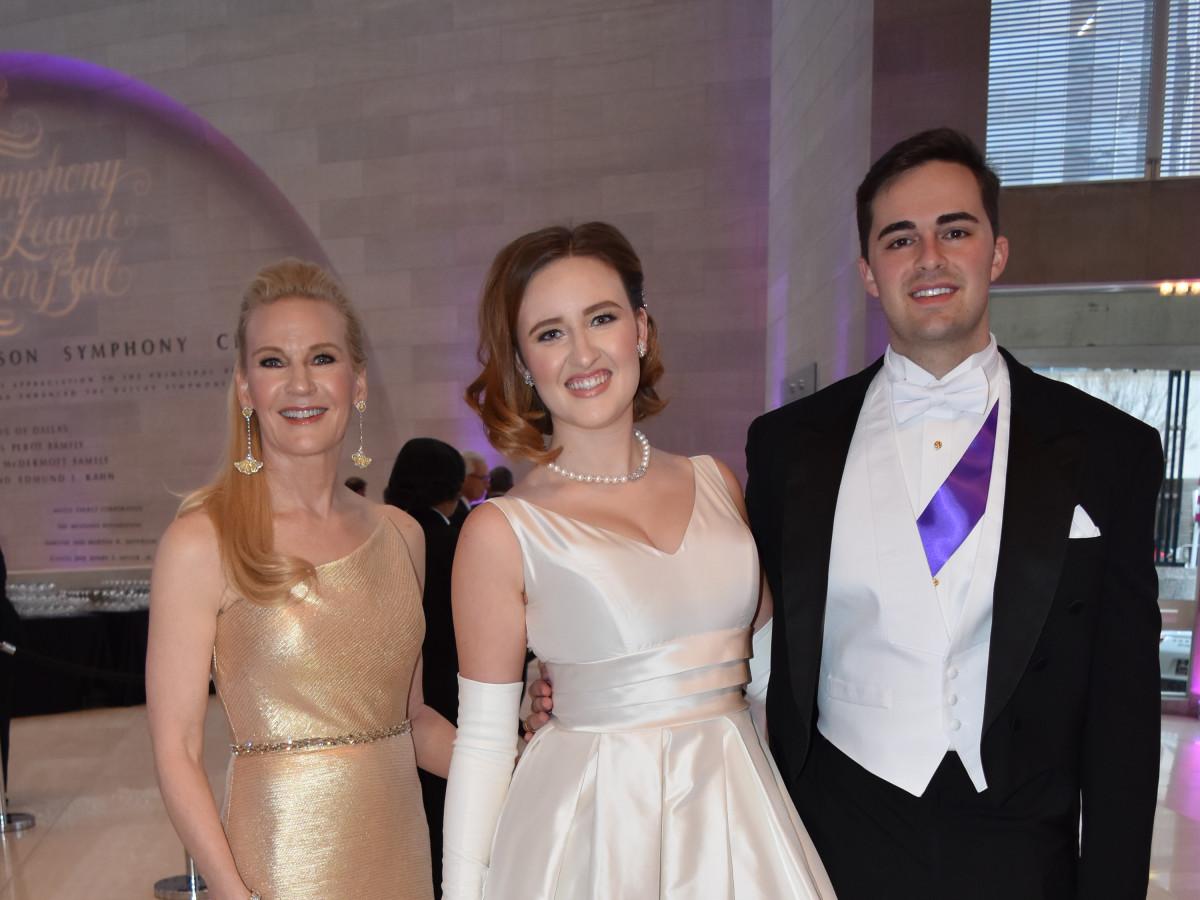 Tomima Edmark, Cassandra Polley, Elliott Warren