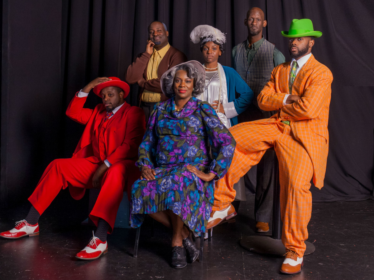 Jubilee Theatre presents Bubbling Brown Sugar