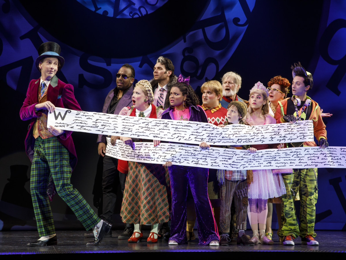 Ronald Dahl's Charlie and the Chocolate Factory