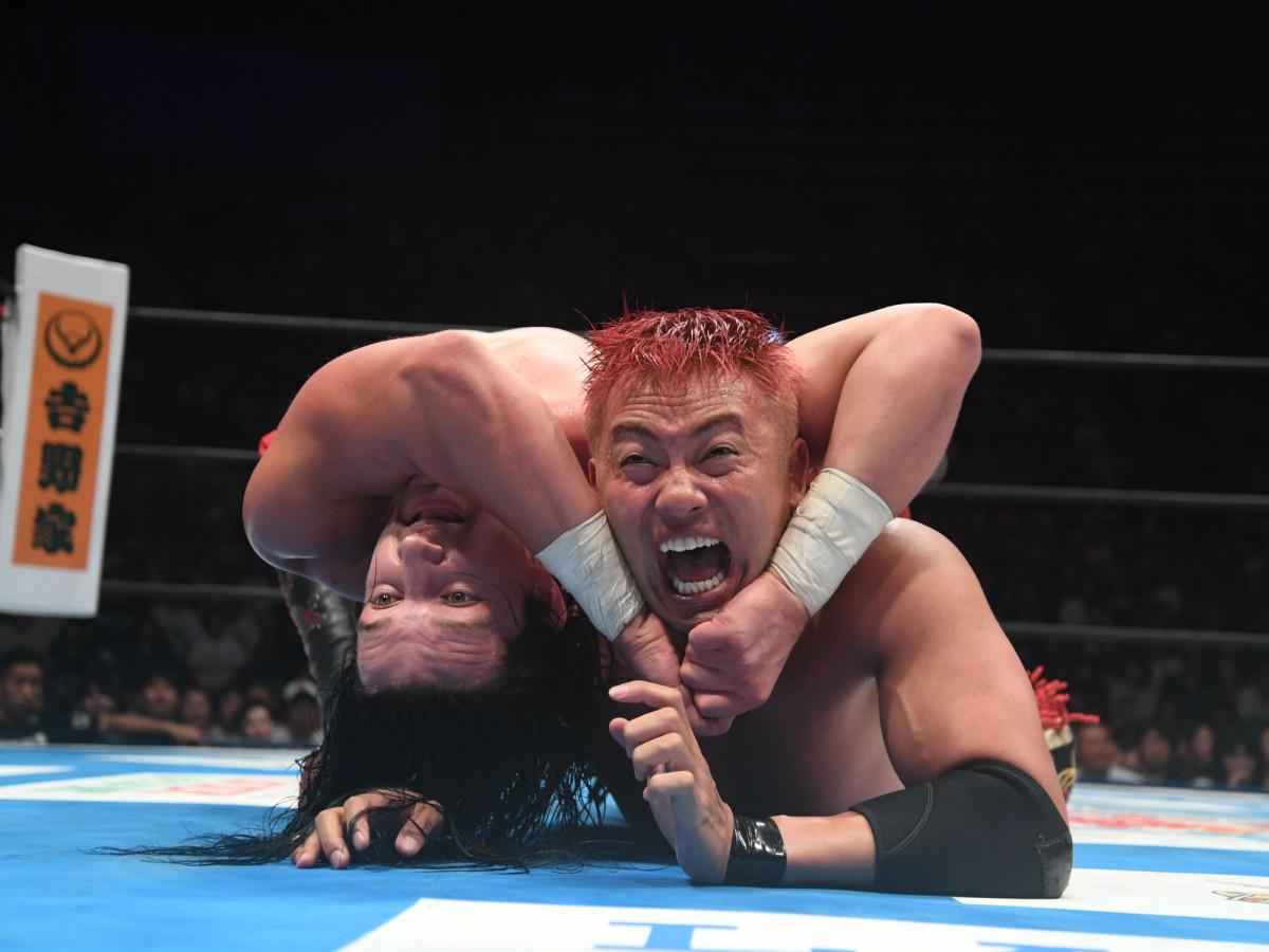 New Japan Pro Wrestling presents 2019 G1 Climax Tournament