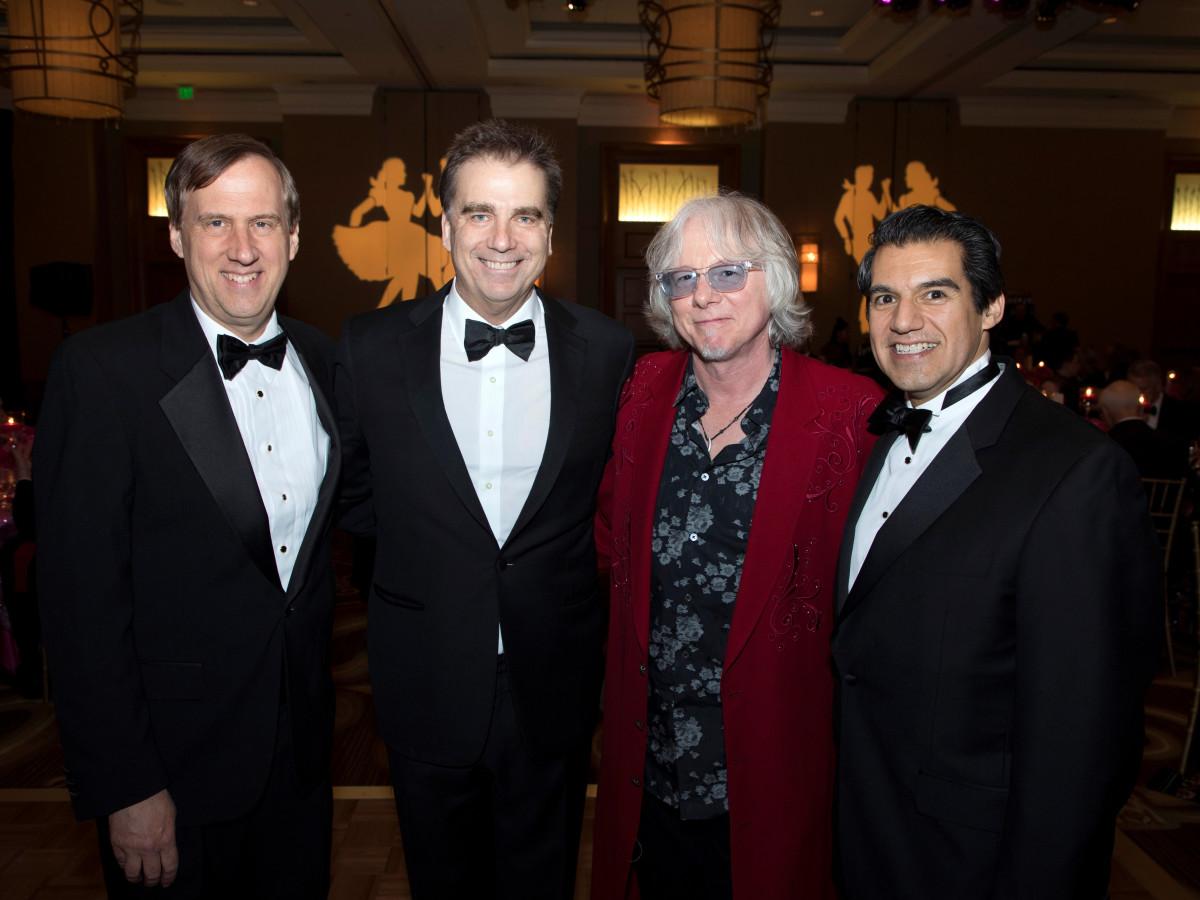 Keith Cerny, Robert McDuffie, Mike Mills, Miguel