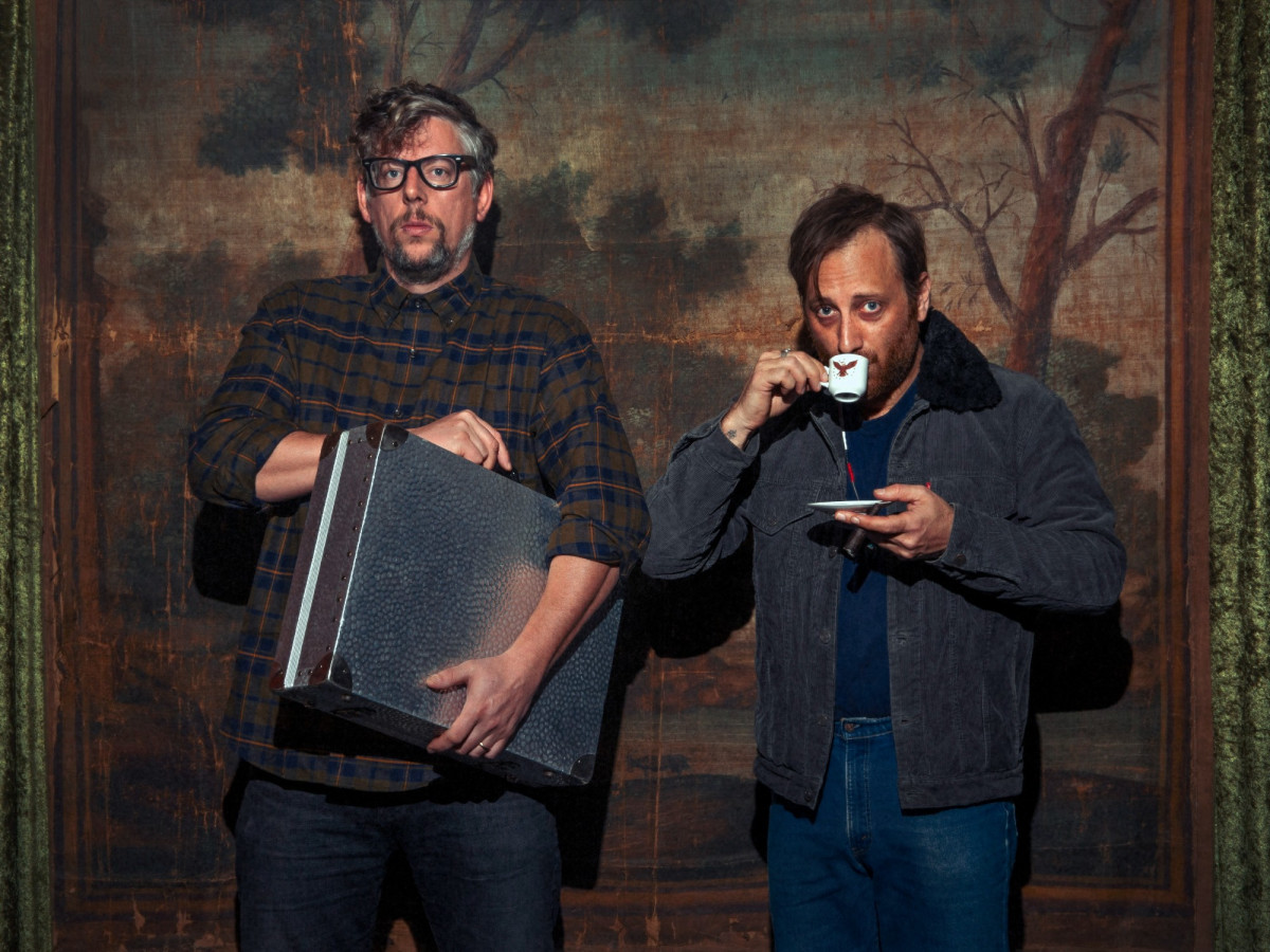 The Black Keys announce tour with Modest Mouse, playing Life Is Beautiful