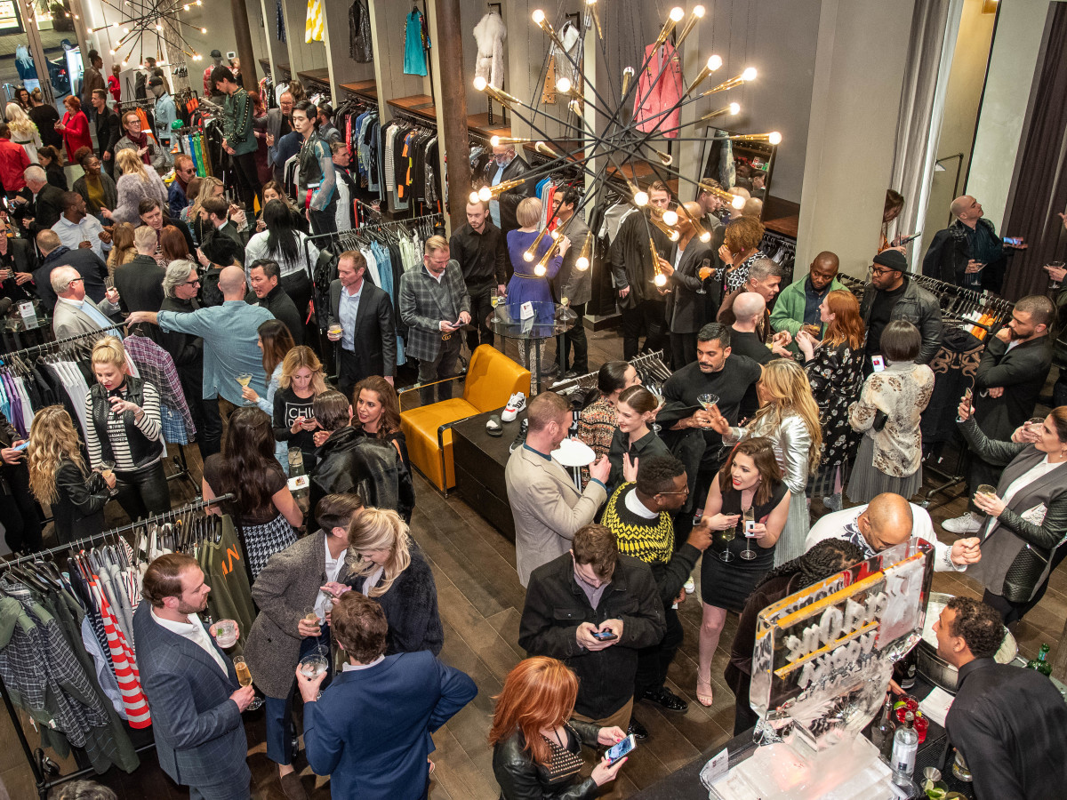 DIFFA/Dallas 2019 jacket preview party