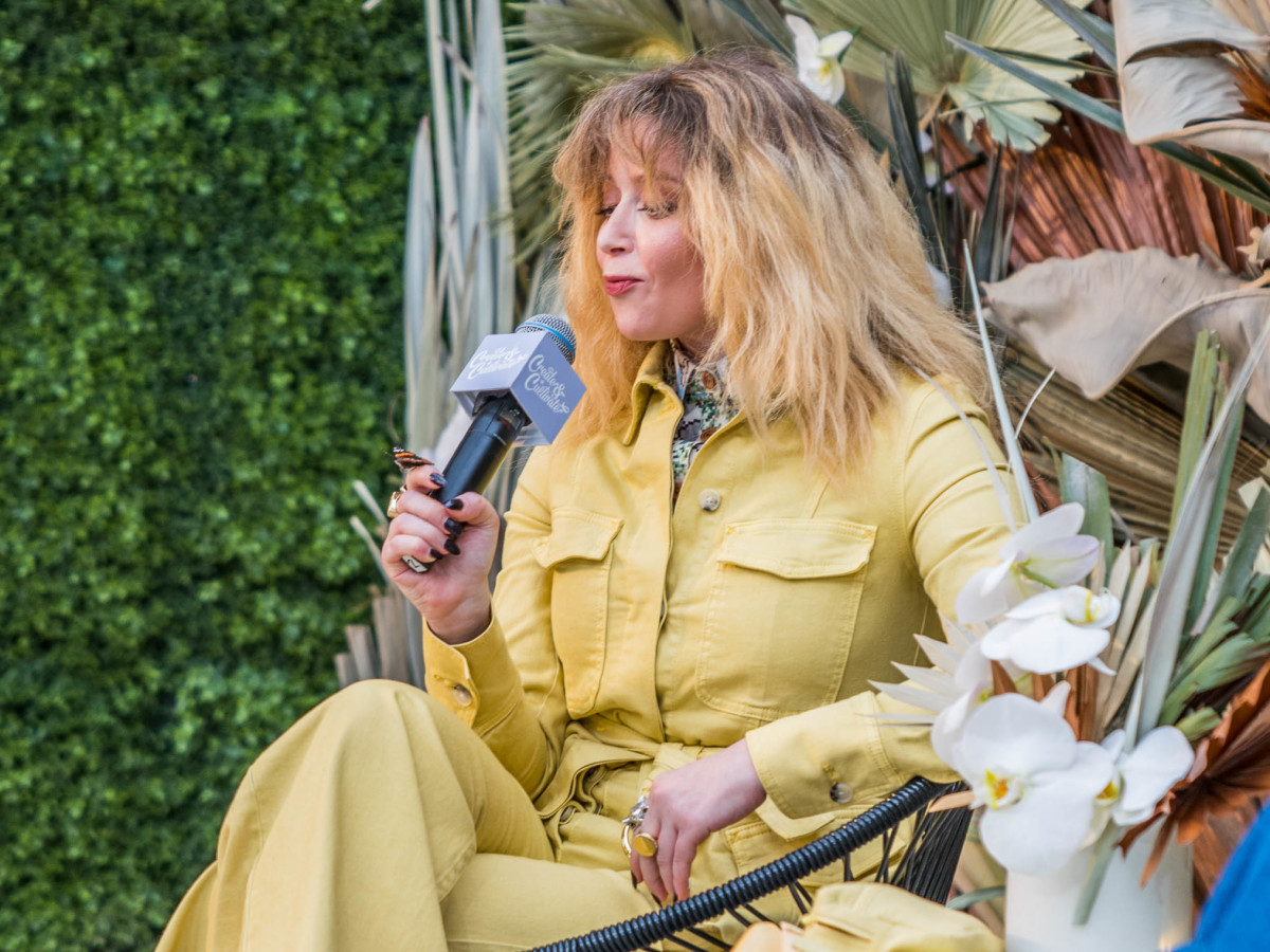 Create and Cultivate Austin SXSW 2019 at the Allan House Natasha Lyonne