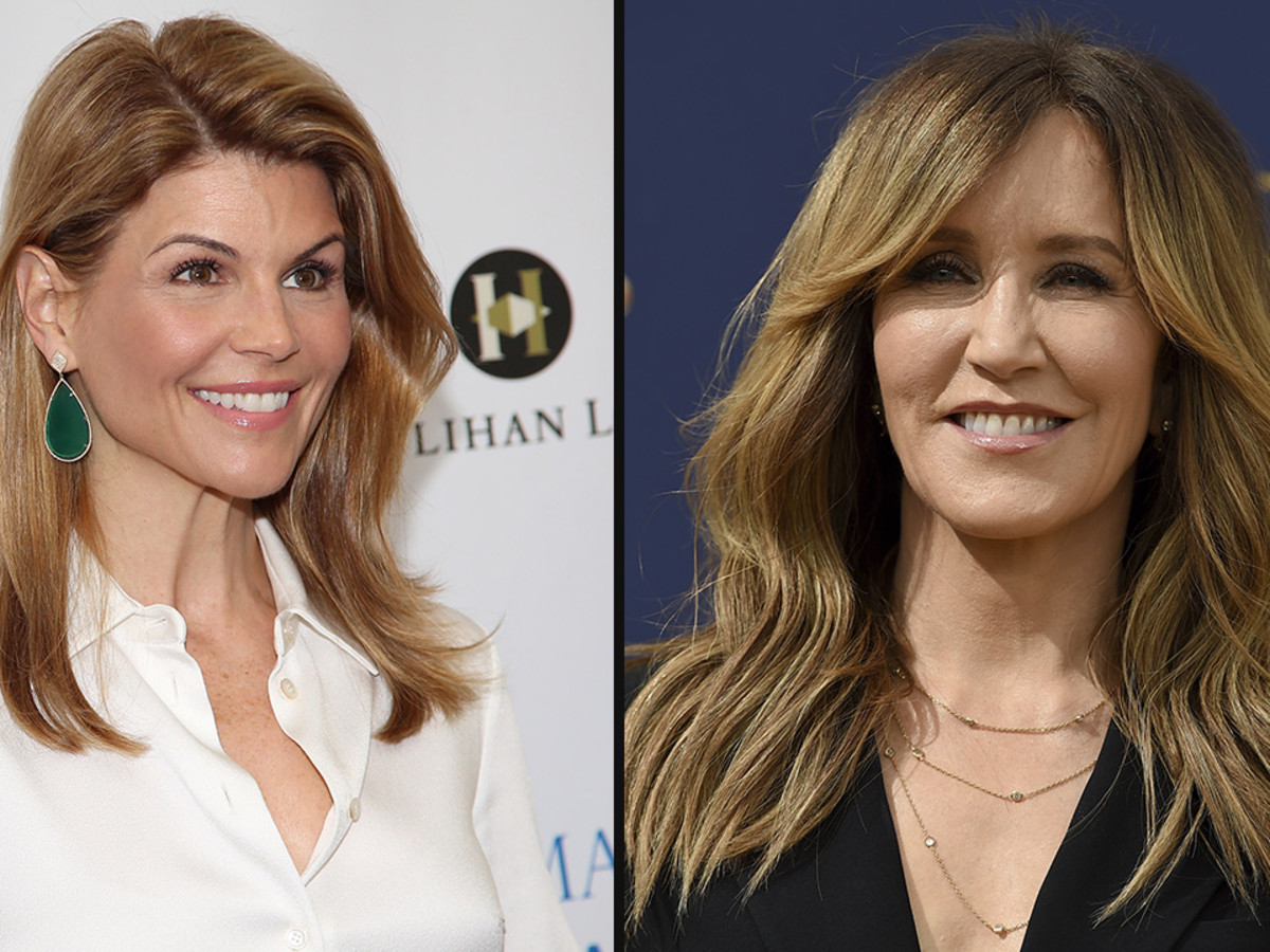 Lori Loughlin and Felicity Huffman charged in wild college admissions cheating scheme