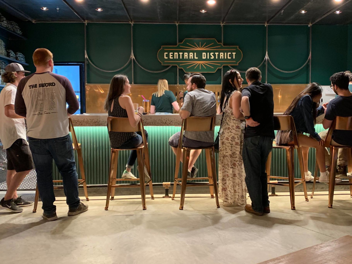 Central District Brewing Austin