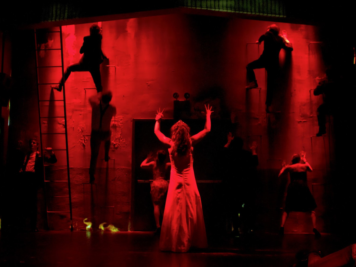 Carrie the Musical at MCC Theater
