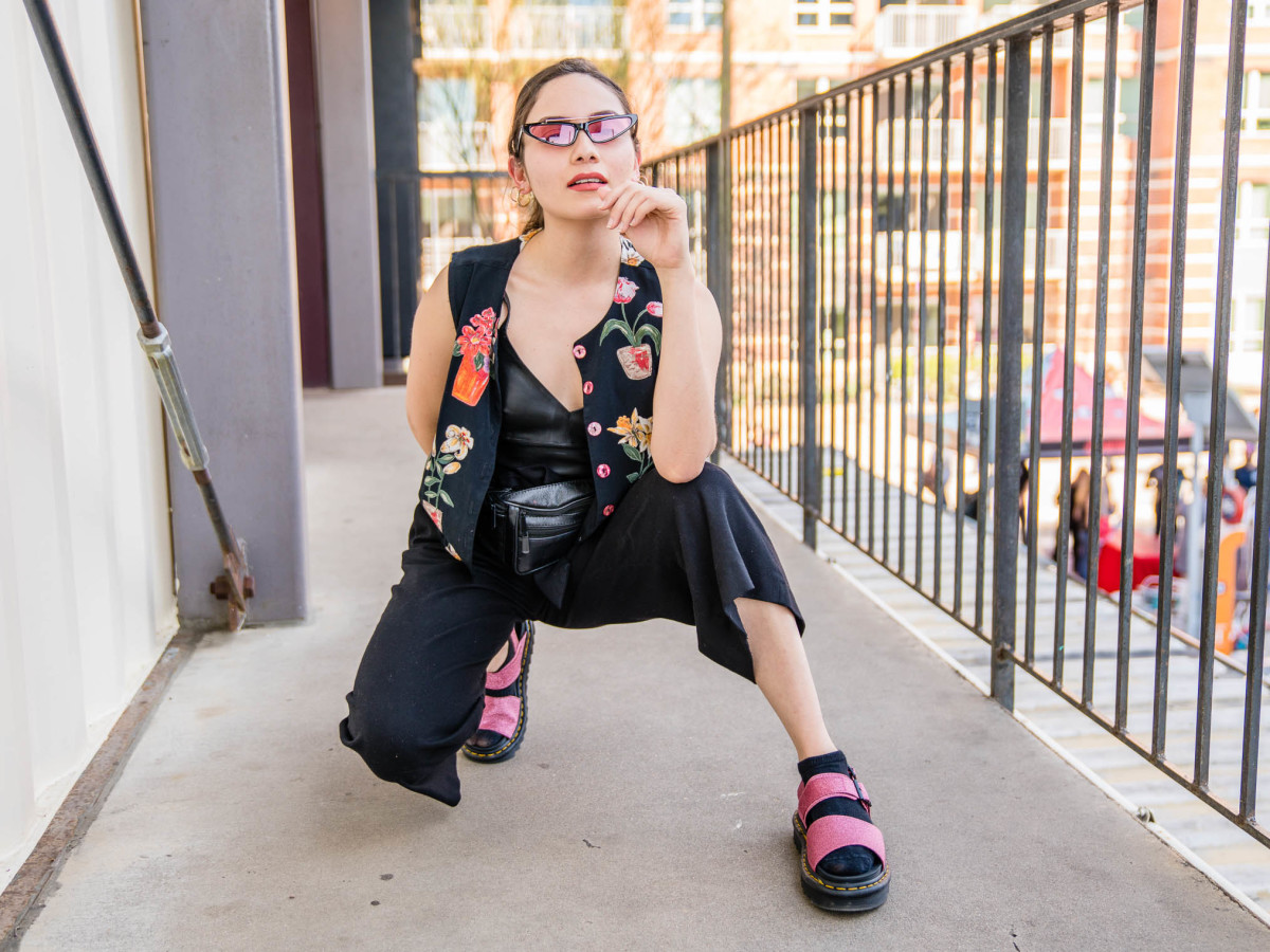 SXSW Street Style 2019 Yarisel Estrada