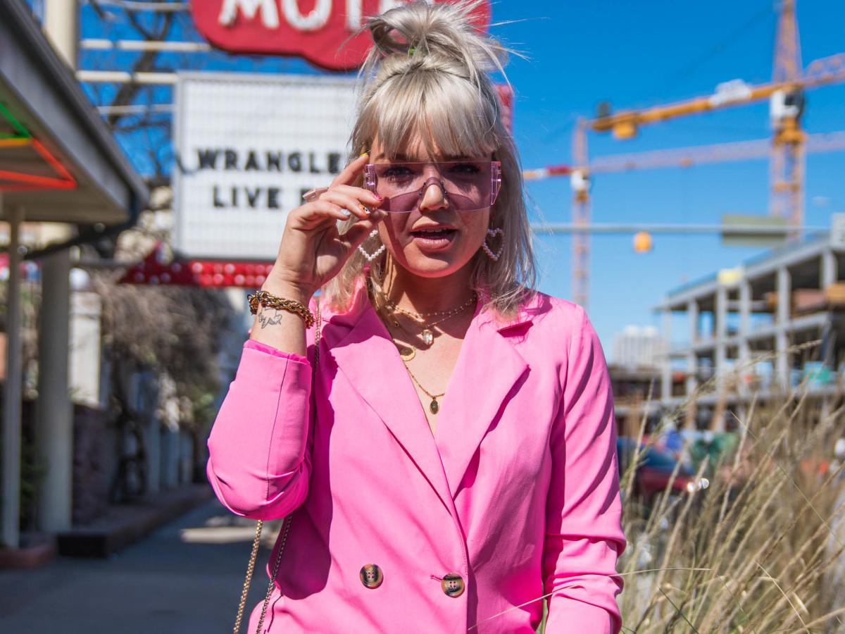 SXSW Street Style 2019 Amanda Van Effrink