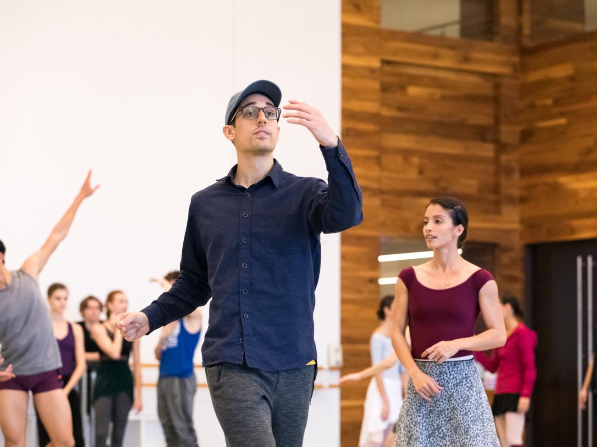 Houston Ballet: Premieres, Justin Peck