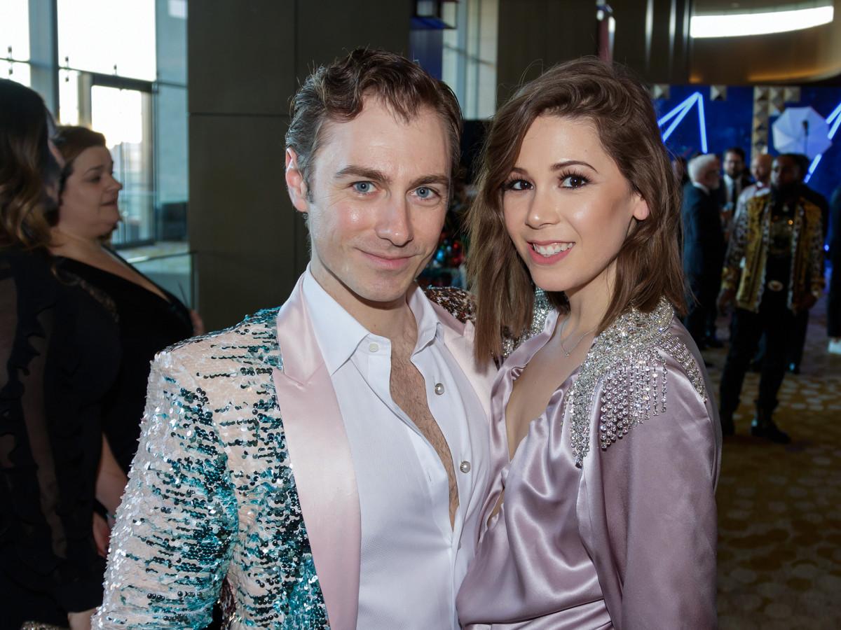 Conrad DeBaillon, Lauren Slade
