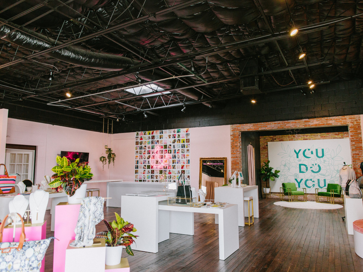 Stella & Dot pop-up shop Dallas
