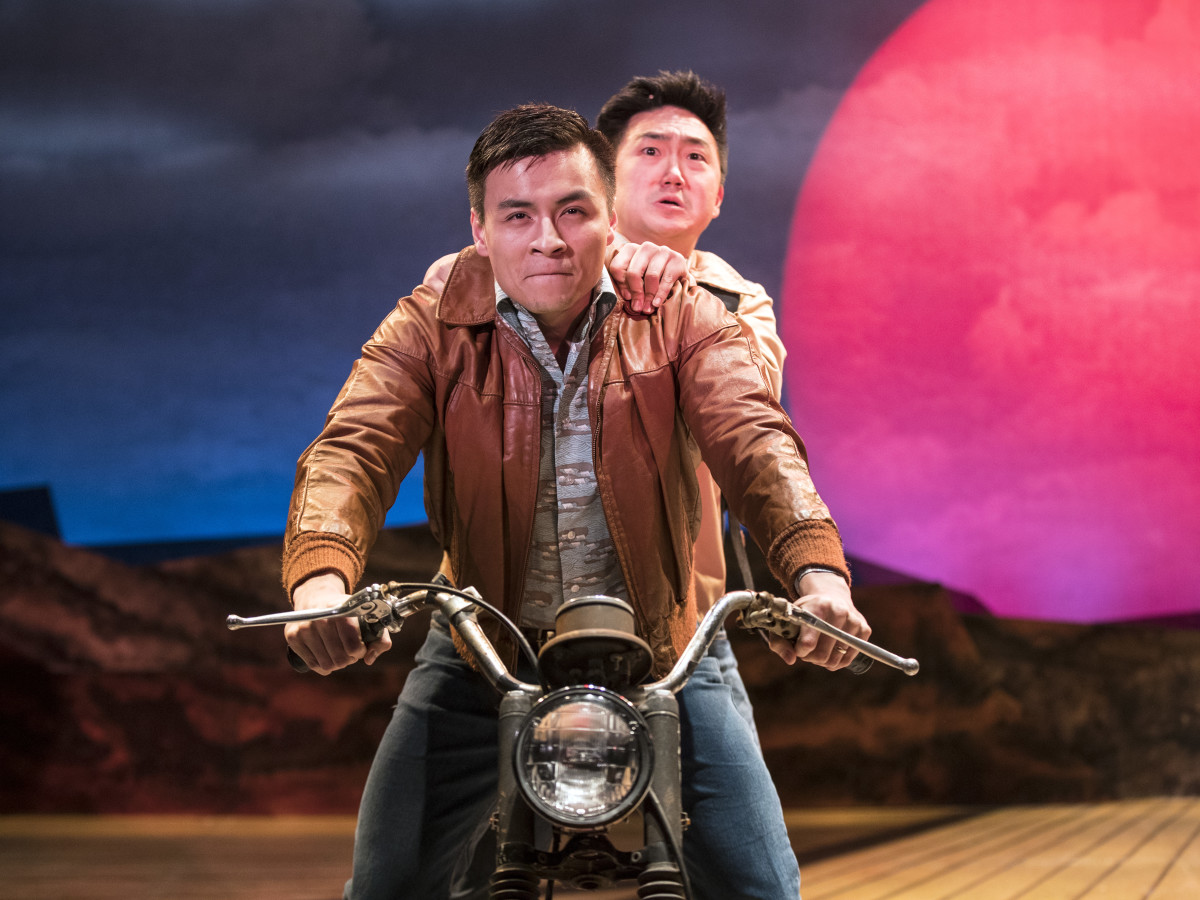 TheatreSquared's production of Vietgone
