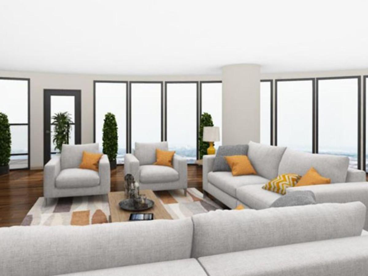 LVL 29 Plano penthouse