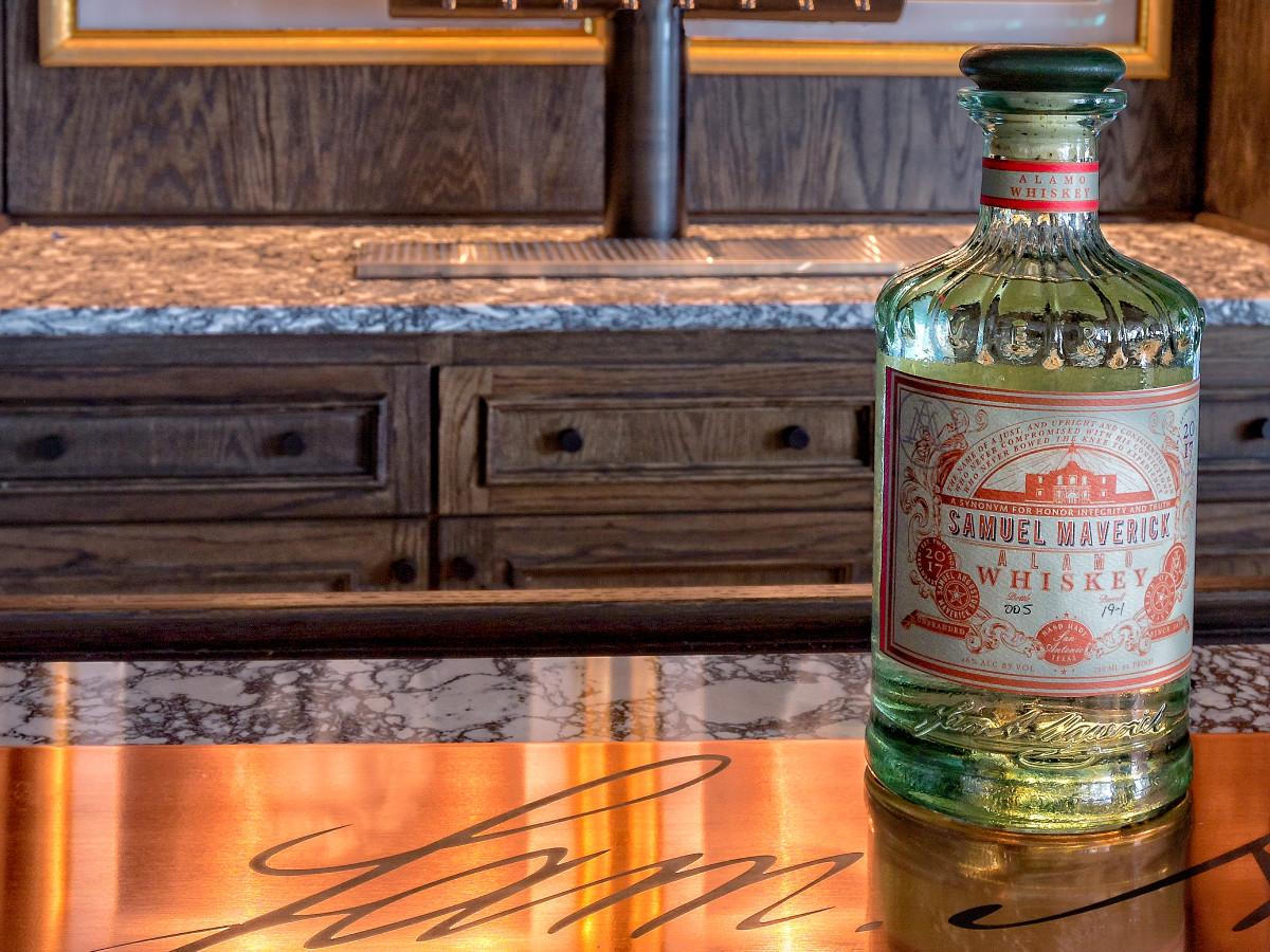 Maverick Whiskey San Antonio