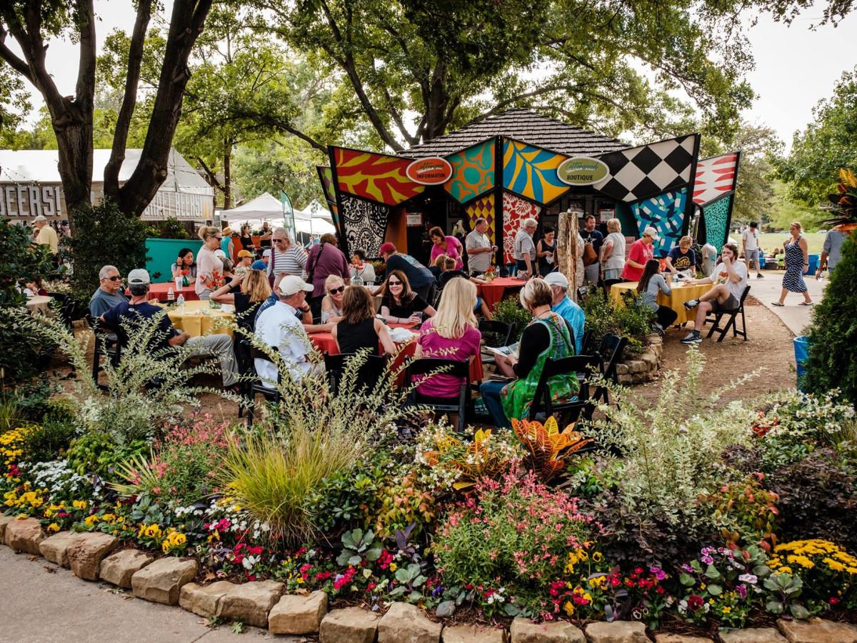 Cottonwood Art Festival in Richardson