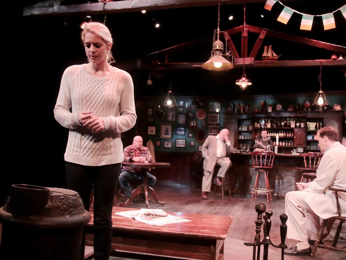 Main Street Theater: The Weir cast
