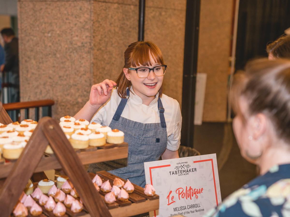 CultureMap Tastemakers 2019 Bob Bullock Museum Le Politique Melissa Carroll