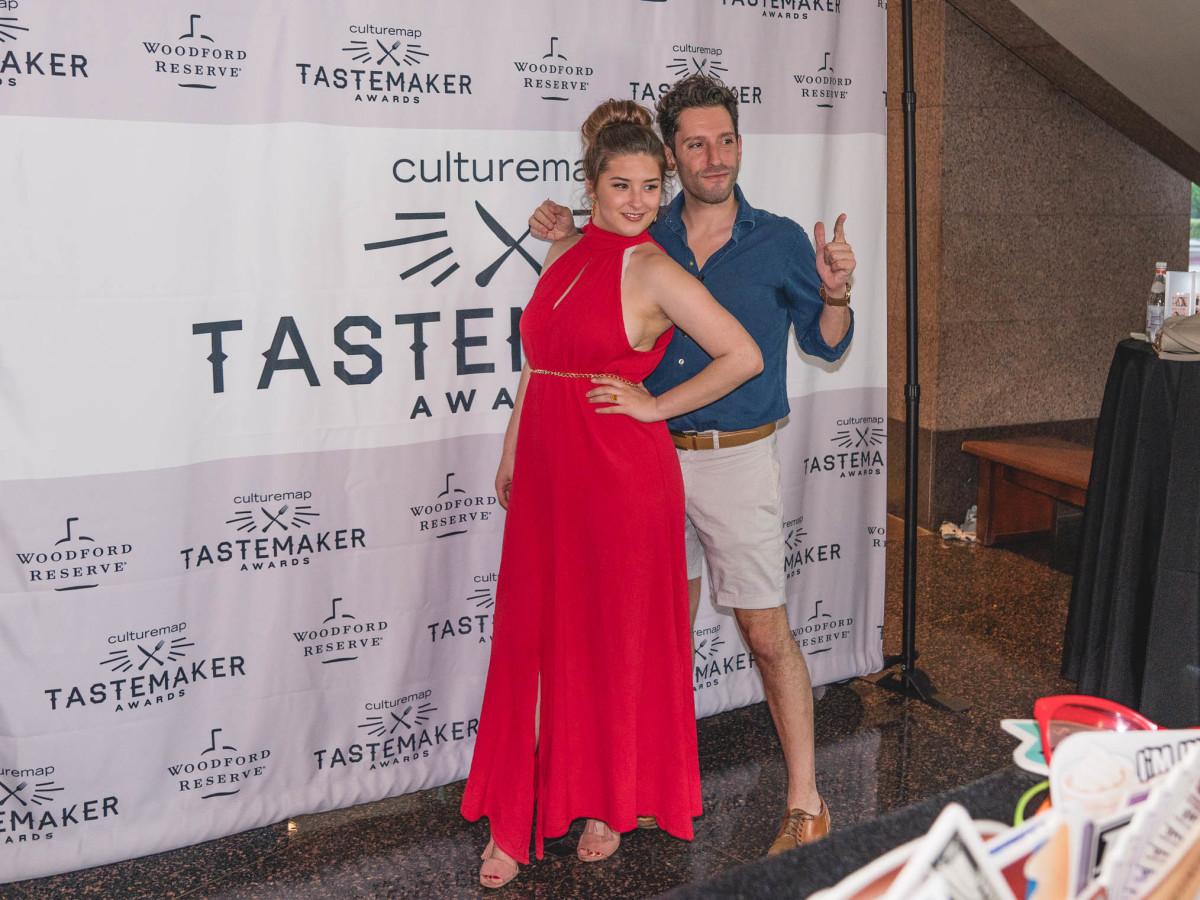 CultureMap Tastemakers 2019 Bob Bullock Museum Alejandra Troncoso Anthony Martucci