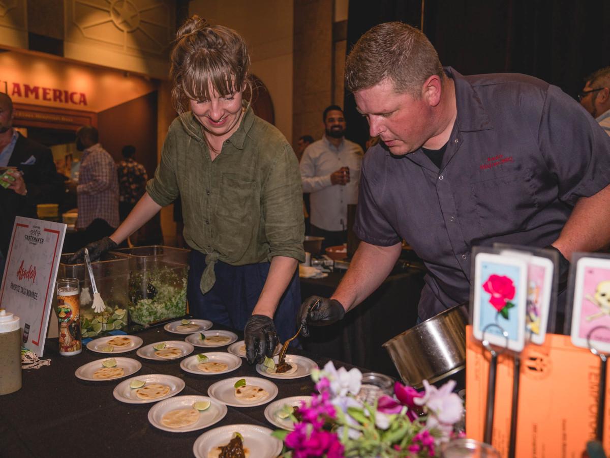 CultureMap Tastemakers 2019 Bob Bullock Museum Asador