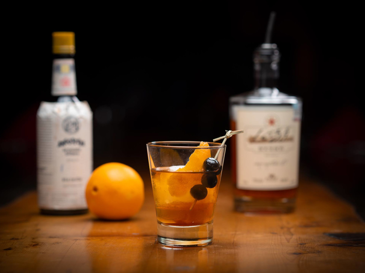 Savor San Antonio Old Fashioned